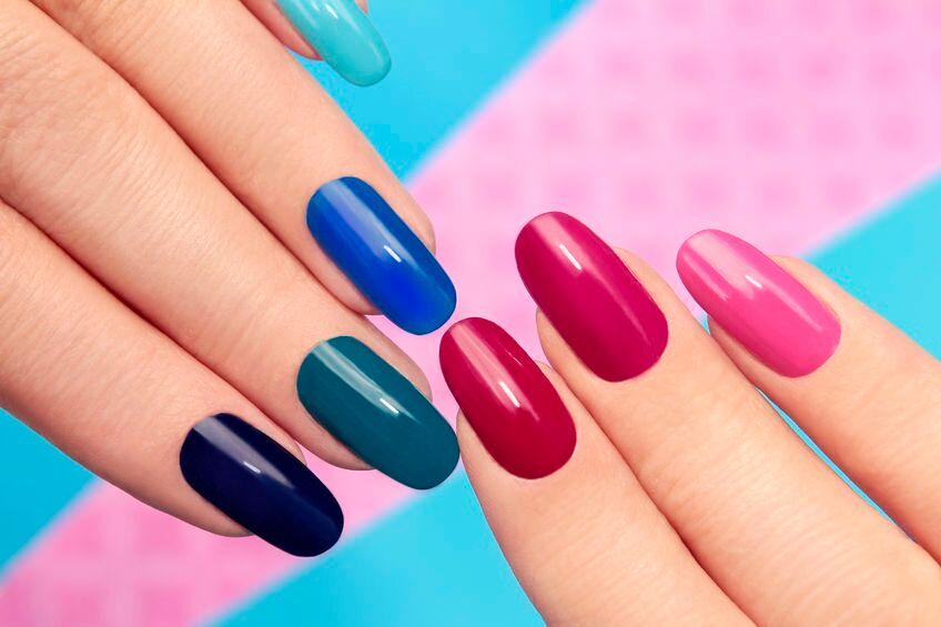 gel polish, manicures & pedicures, nail polish, Country Perfection, Beauty Salon, East Garston, Berkshire