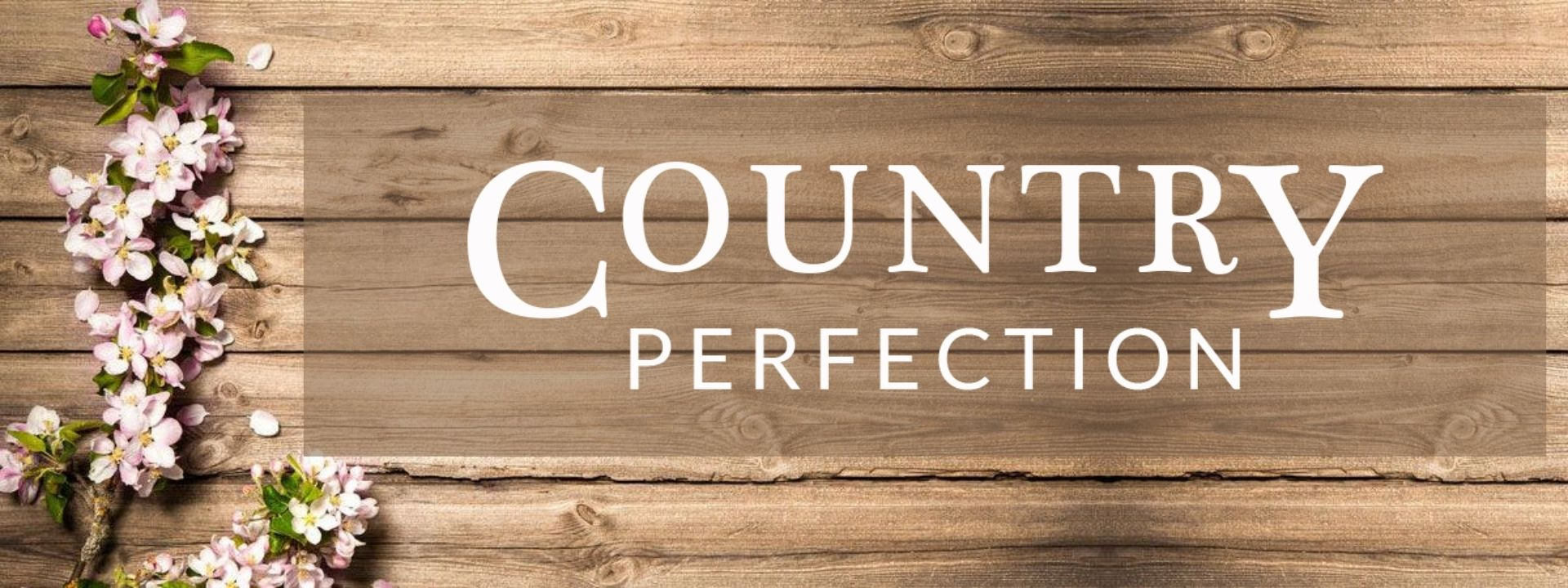 Country Perfection Banner